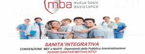SANITA' Integrativa CONVENZIONE MEF